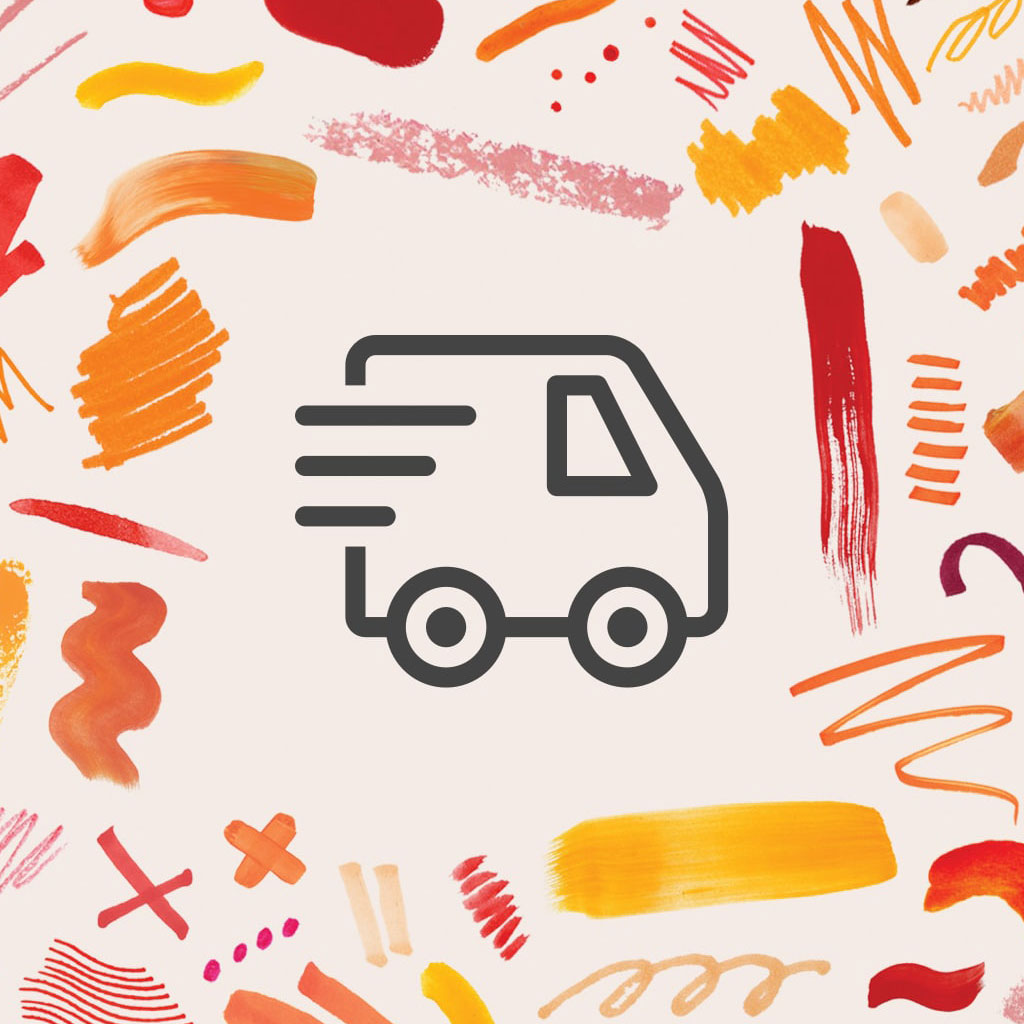 Etsy free shipping graphic